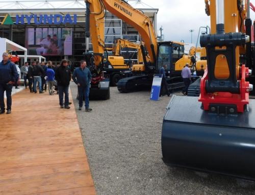 Nueva gama Hyundai en Bauma 2016